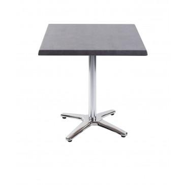 Werzalit Concrete Effect Table Square