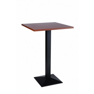 Pyramid High Bar Table Walnut