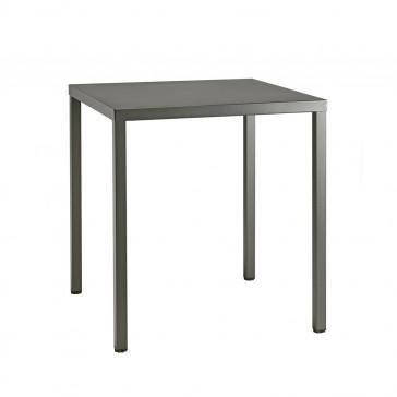 Summer Galvanized steel table Anthracite