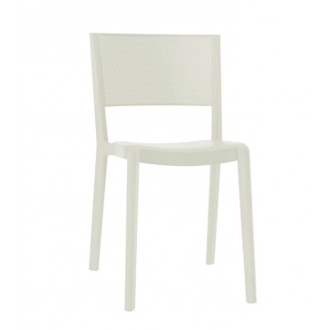 Resol Spot Chair White