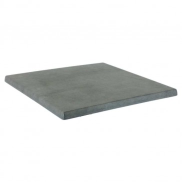 Werzalit Table Top Concrete Square