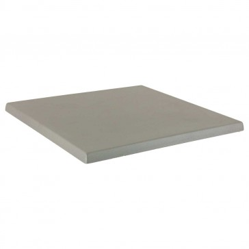 Werzalit Table Top Alu Square