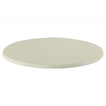 Werzalit Table Top White Round