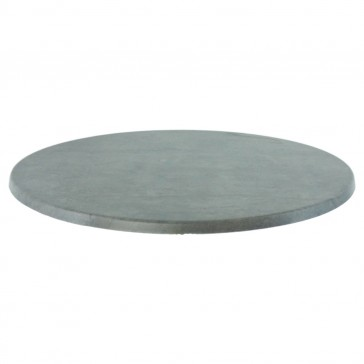 Werzalit Table Top Concrete Round