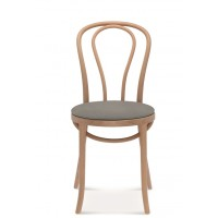Bentwood Chair 18 Upholstered