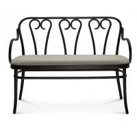 Bentwood Sofa 16 Black
