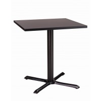 Outdoor Dining Table Black