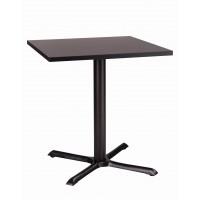 Werzalit Outdoor Table Black