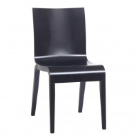 Chair Simple Black Stain