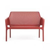 Net Bench Nardi Red