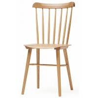 Ton Chair Ironica Solid Oak