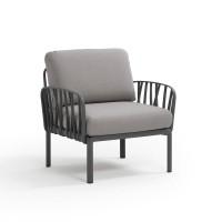 NARDI Komodo Lounge Anthracite / Grey