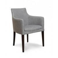 Nina Solid Wood Armchair