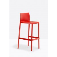 Pedrali Volt Stool Red